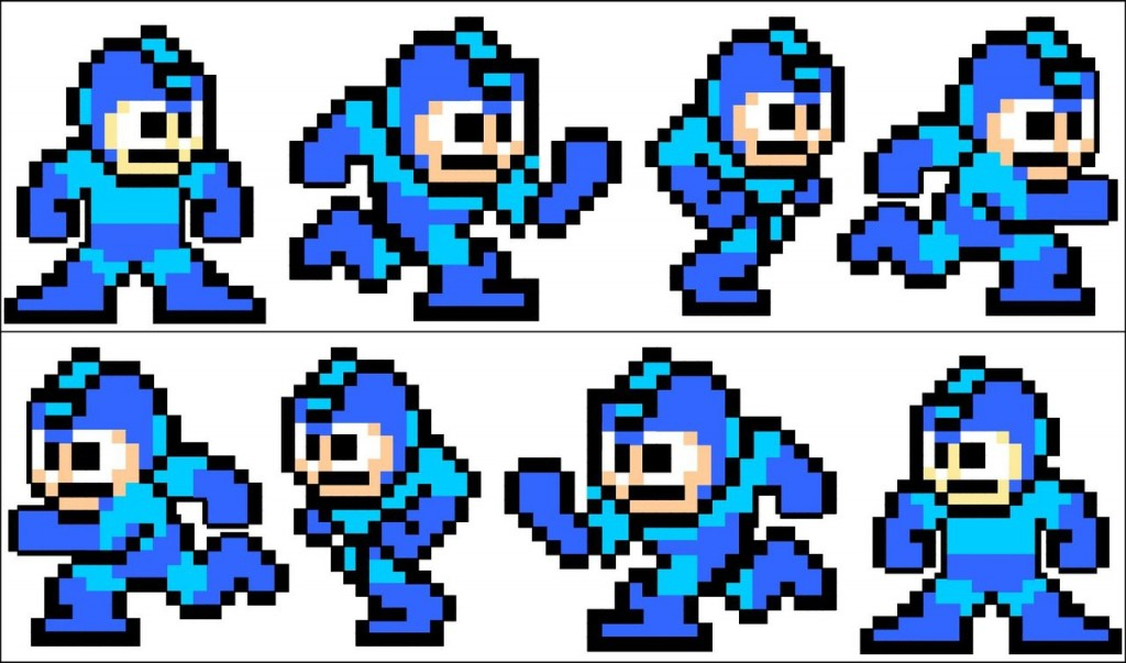 Mega Man 12 strives to set new DLC standards by utilizing pay-per-sprite transactions. The more you pay, the smoother the animation.