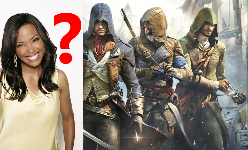 Could Aisha Tyler DLC save Assassin's Creed?