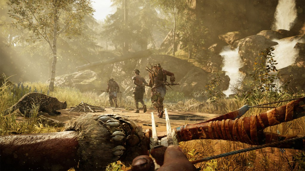 Before Mountain Dew: Far Cry Primal sends players to a place we've always wanted to be. A place where we can't shoot guns or wear the freshest Alexander Wang threads.